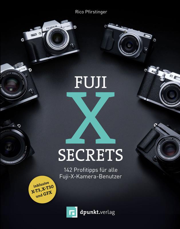 Cover Buch Fuji X Secrets