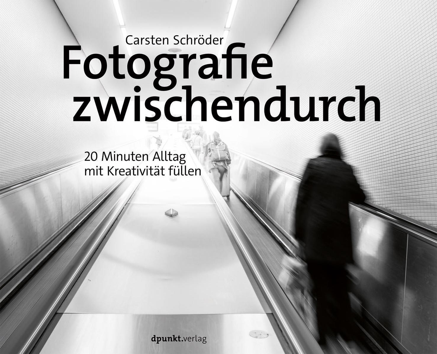 Buchcover Fotografie zwischendurch
